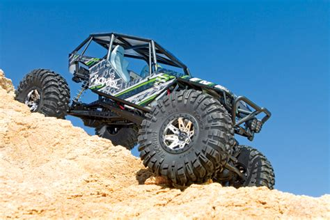 The Future Of Rc Rock Crawling