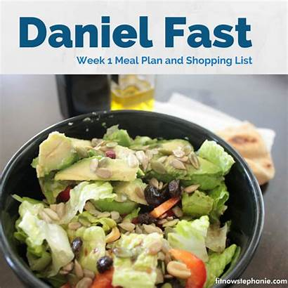 Daniel Fast Plan Meal Recipes Shopping Meals