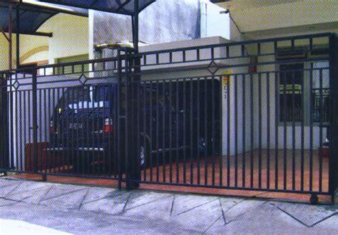 model pagar rumah minimalis model rumah terbaru
