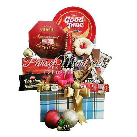 parcel natal coklat choco delight parcel lebaran