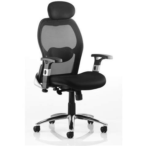 Office Chairs Godrej by Godrej Leoma Chairs Height 117 0 132 0 Cm Rs 17769
