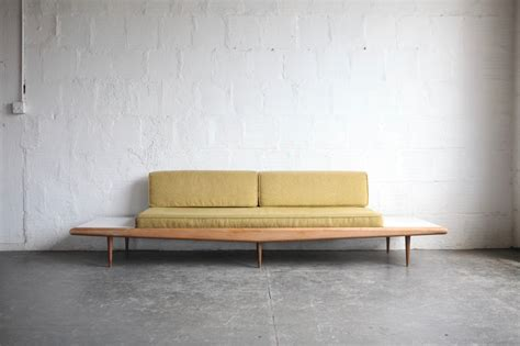 Mid Century Modern Sofa Table by Mid Century Modern Sofa With Side Tables The Mod
