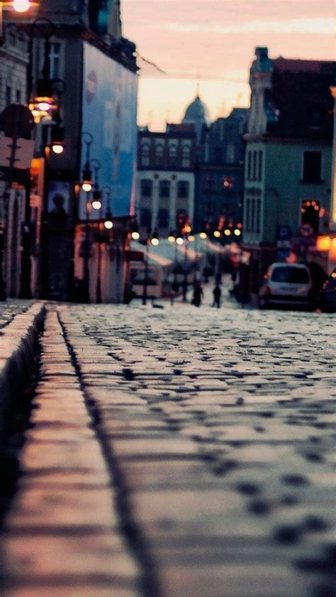 City Wallpaper Evening