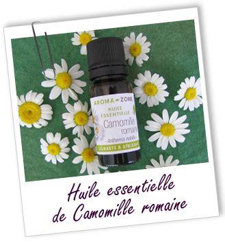 le a huile romaine aroma zone huile essentielle de camomille romaine