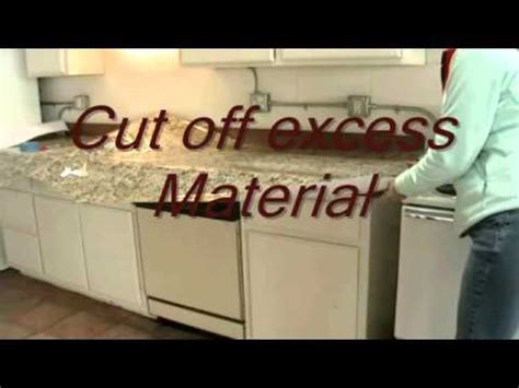 Instant Countertops by Instant Granite Install Countertops
