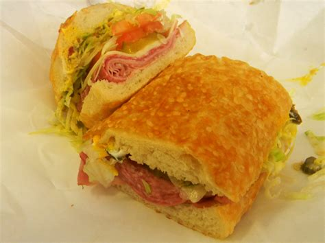 Subway Sandwich Bread Types