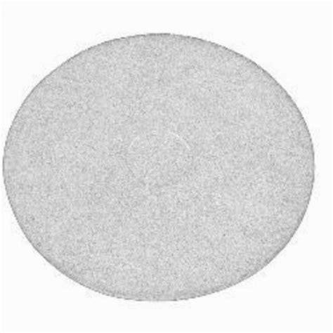 Floor Buffer Pads Dublin by White Floor Pads 20 Quot Floor Buffer Polisher
