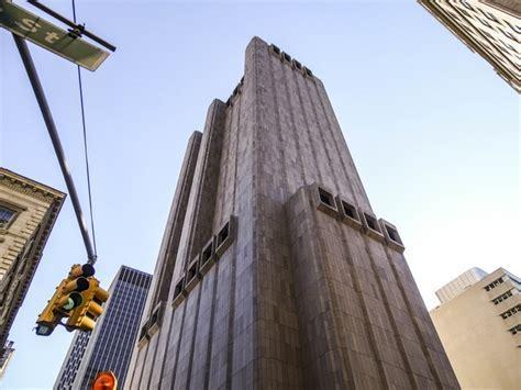 The Top Secret Manhattan Building Hidden in Plain Sight