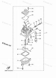 Yamaha Outboard Parts By Hp 2 5hp Oem Parts Diagram For