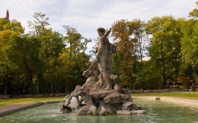 Alter Botanischer Garten Biergarten München by Parks Und G 228 Rten M 252 Nchen Das Offizielle Stadtportal