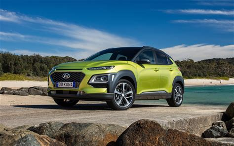 Hyundai Kona 2019 4k Wallpapers by Descargar Fondos De Pantalla Hyundai Kona Highlander