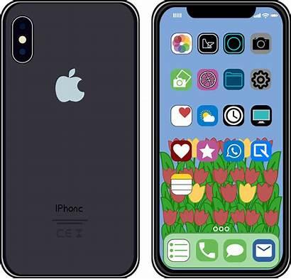 Iphone Cartoon Iphones Apple India Ipads Mobile