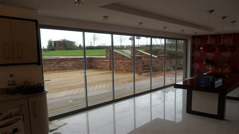 folding sliding doors glass garage doors  patios wall