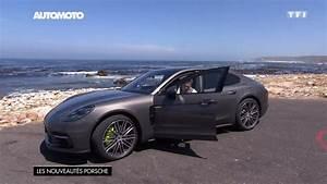 Porsche Panamera Hybride : essai la porsche panamera hybride 2017 youtube ~ Medecine-chirurgie-esthetiques.com Avis de Voitures