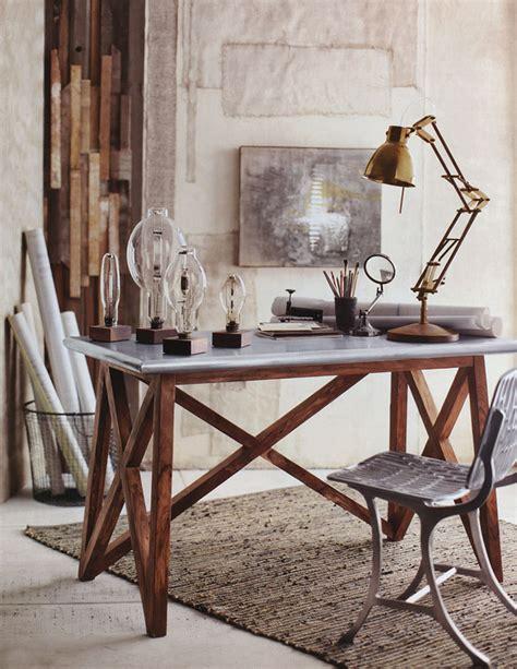 industrial style desk enzo architect desk l articulated task light