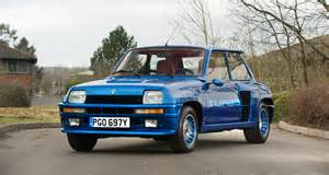 renault 5 turbo the renault 5 turbo that packs supercar punch classic