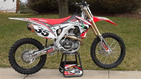 size 10 motocross boots 2013 crf 450 b hayes bhayz105 39 s bike check vital mx