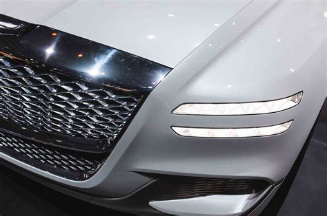 Genesis Gv80 Concept Previews Premium Powered Crossover