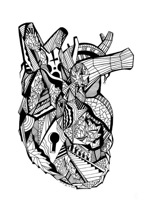 creative  adult coloring pages kenal