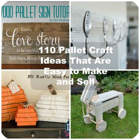 easy crafts to make and sell pallet crafts make and sell and craft ideas on 7694