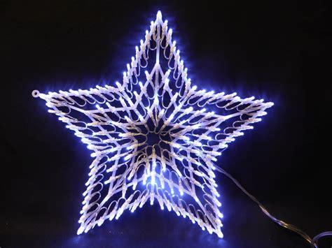 140 Led Chasing Window Light Star Christmas Lights
