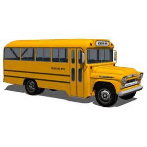 Chevrolet School Bus Model