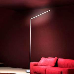 Büro Stehlampe Led : 66 led stand b ro leseleuchte stehlampe flur diele steh chrom leuchte wohnzimmer ebay ~ Markanthonyermac.com Haus und Dekorationen
