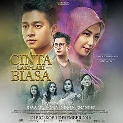 cinta laki laki biasa wikipedia bahasa indonesia