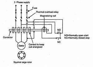 direct on load line starter dol your electrical home With images dol starter wiring diagram images dol starter wiring diagram