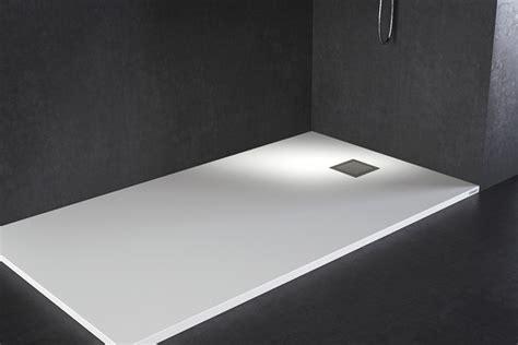 piatti doccia corian dcasa itzenon piatto doccia solid surface corian su dcasa it