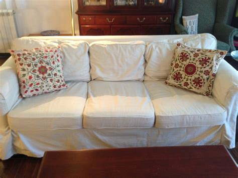 Wingback Chair Slipcovers Diy by Diy Slipcovers For Sofas Diy Slip Cover Tutorial