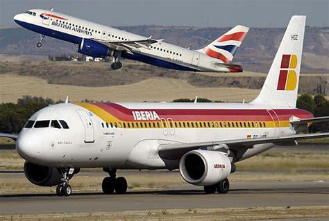airways und iberia machen es wie lufthansa airliners de