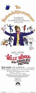 Willy Wonka & the Chocolate Factory Movie Posters From ...