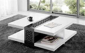 Table basse marocaine table basse de salon en verre