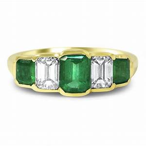 modern emerald vintage ring nashville brilliant earth With wedding rings nashville