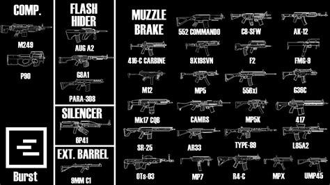 Guide Siege Auto - steam community guide the barrel attachment guide