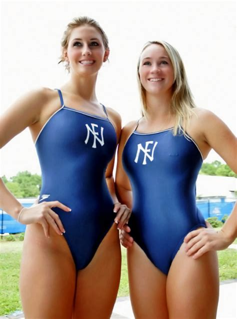 girls swim team cameltoe