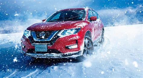 Nissan X Trail 4k Wallpapers by エクストレイルは雪道に弱い 雪道走行の性能について徹底分析しました カーブロ