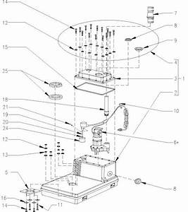 010497 Zoeller Qwik Jon 100  101  102 System Hardware Pack