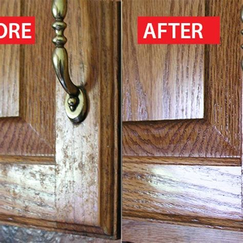 cleaning wood kitchen cabinets how to clean grease from kitchen cabinet doors cleanses