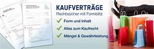 Kaufvertrag Haus Privat : kaufvertrag muster und vorlagen zum download ~ Lizthompson.info Haus und Dekorationen