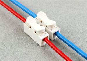 Push Type Wire Connectors