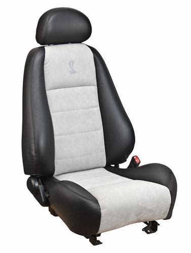 Tmi Mustang Cobra Coupe Leather Seat Upholstery With