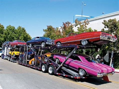 Rider 2008 Trailer by Towing Trailer Safety Editorial Lowrider Magazine