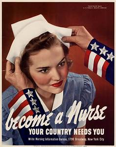 Jobs Searching Websites Become A Nurse Your Country Needs You Unt Digital Library