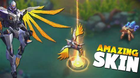 saber skin gameplay mobile legends codename storm