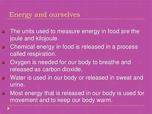 Energy Transformations
