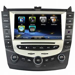 8 Inches Digital Hd Touchscreen Dvd Gps Navigation Multifunction System For 7th 2003 2004 2005