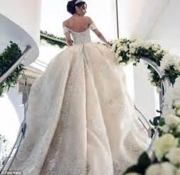 Nadine Nasser Agha Reveals Wedding Dress Trends Of 2017