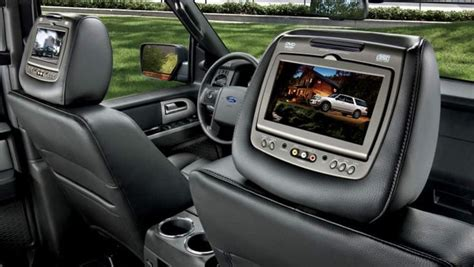 Ford Expedition Suv Inside